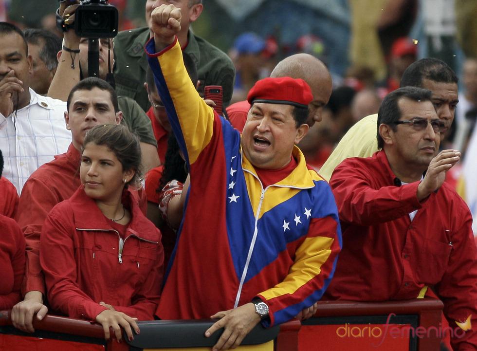 El funeral de Hugo Chávez: un ejemplo de la revolución