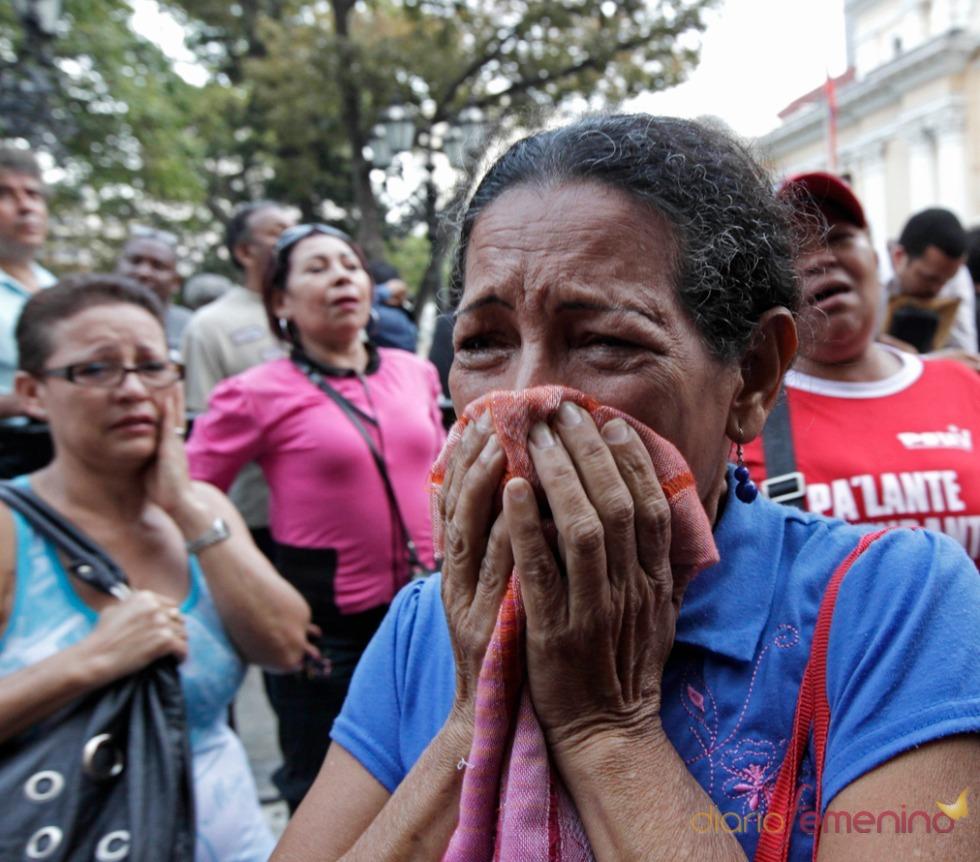 Funeral de Hugo Chávez: Venezuela grita de dolor