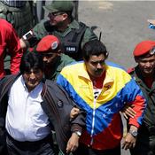 Funeral de Hugo Chávez: sus amigos políticos