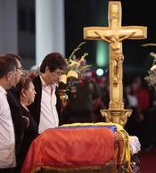 Funeral de Hugo Chávez: la capilla del presidente de Venezuela