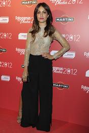 Hiba Abouk en la alfombra roja de los Fotogramas 2012