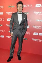 Jesús Olmedo en la alfombra roja de los Fotogramas 2012