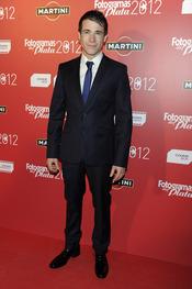 Juan José Ballesta en la alfombra roja de los Fotogramas 2012