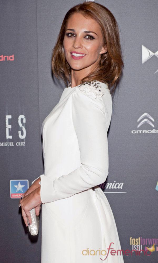 Los looks de Paula Echevarría: blanco a la moda