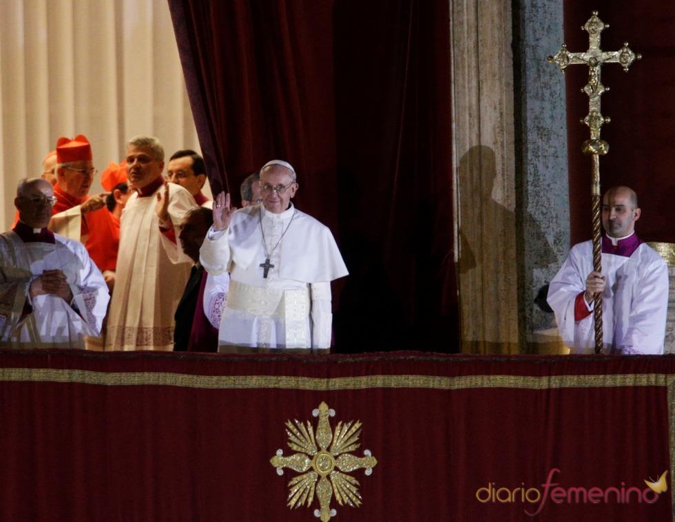 El nuevo Papa Francisco I: la imagen que sorprendió al mundo