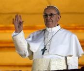 El nuevo Papa Francisco I: austeridad y seriedad