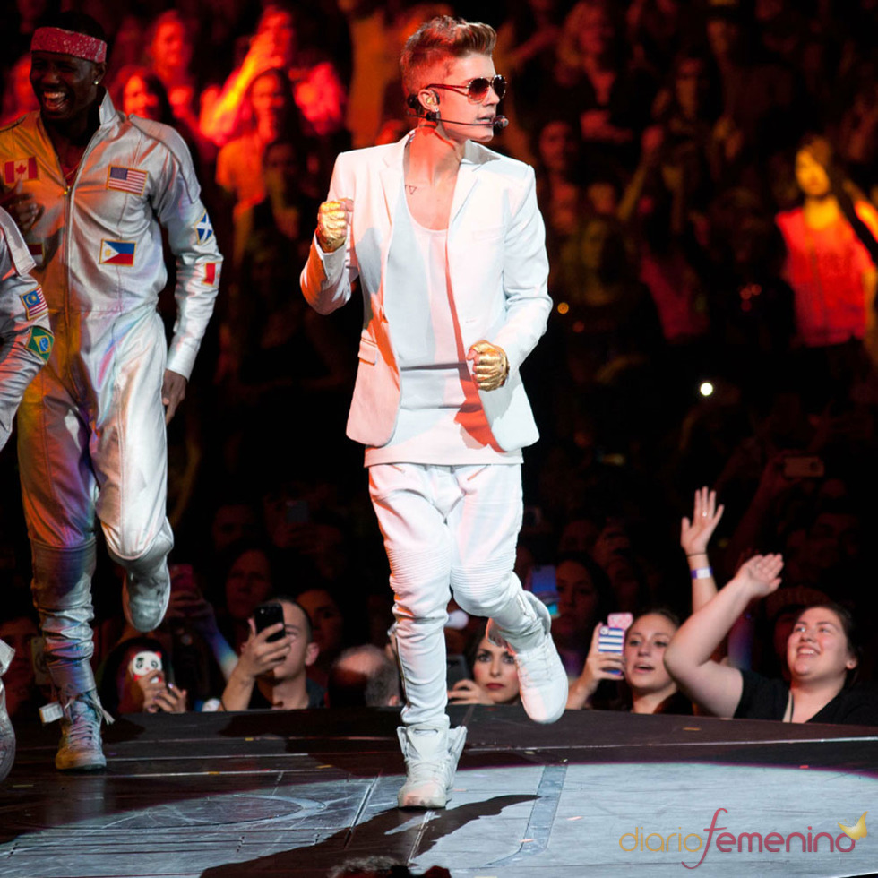 Los conciertos de Justin Bieber: los bailes de su gira