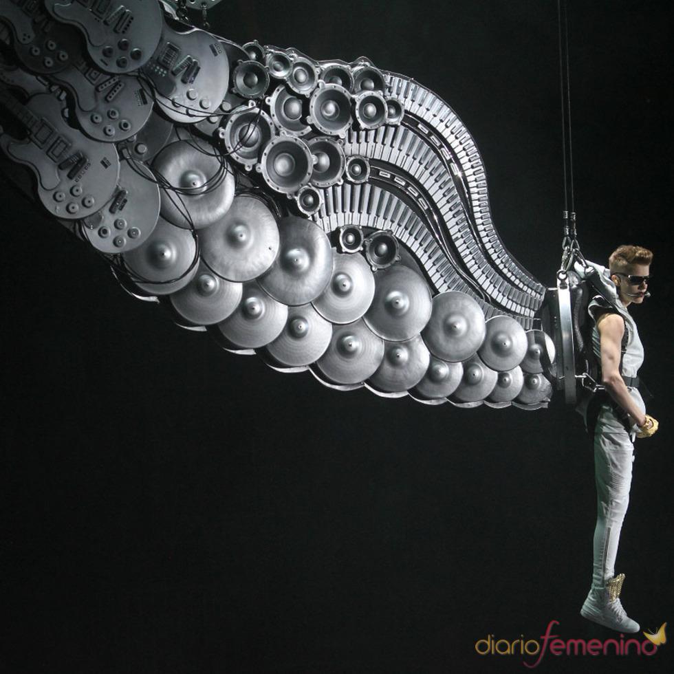 Los conciertos de Justin Bieber: lo mejor de su gira