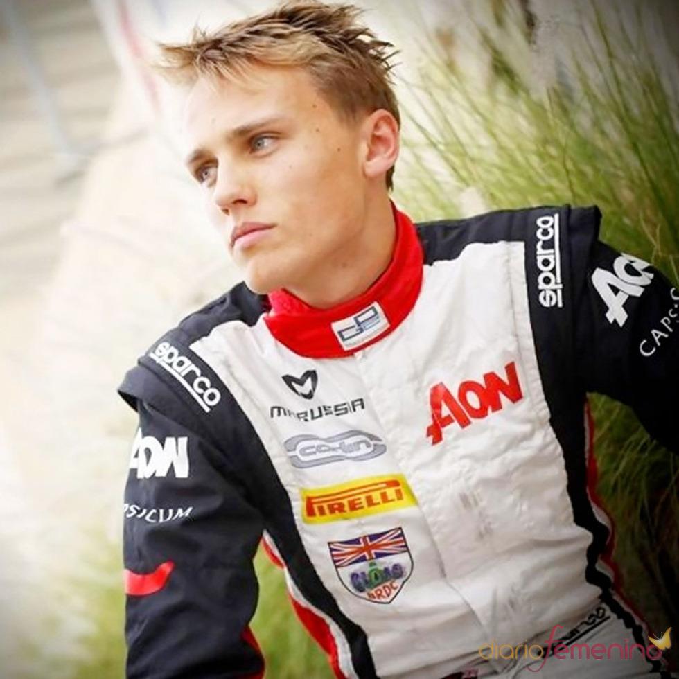 Los pilotos más sexys de la Fórmula 1: Max Chilton
