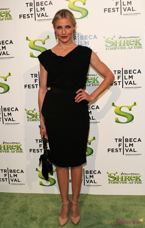 Cameron Diaz en el Festival de Cine de Tribeca