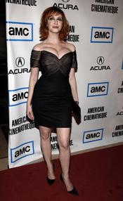 Christina Hendricks, la más sexy