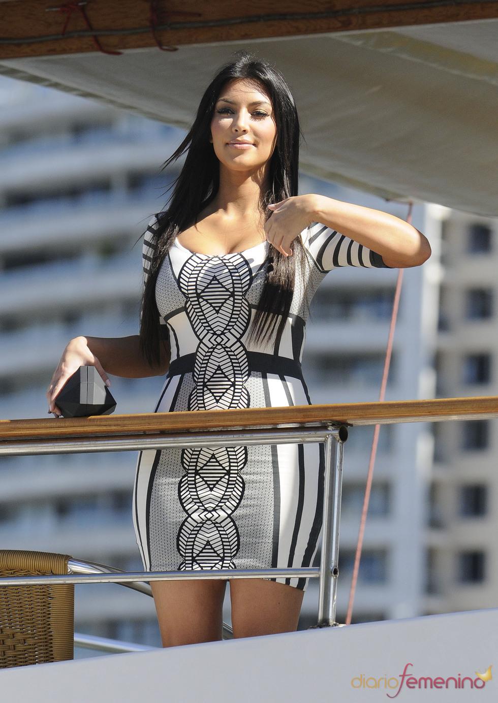 Kim Kardashian, ¿va en serio con Ronaldo?