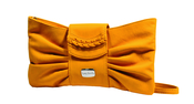 Clutch anaranjado de Betty Barclay
