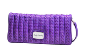 Clutch violeta de Betty Barclay
