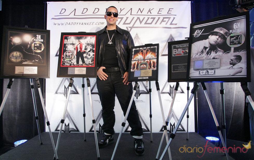 Daddy Yankee, el rey del reggaetón y su nuevo disco 'Mundial'