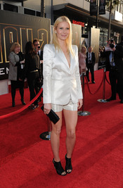 Gwyneth Paltrow en la premiere de 'Iron Man 2'