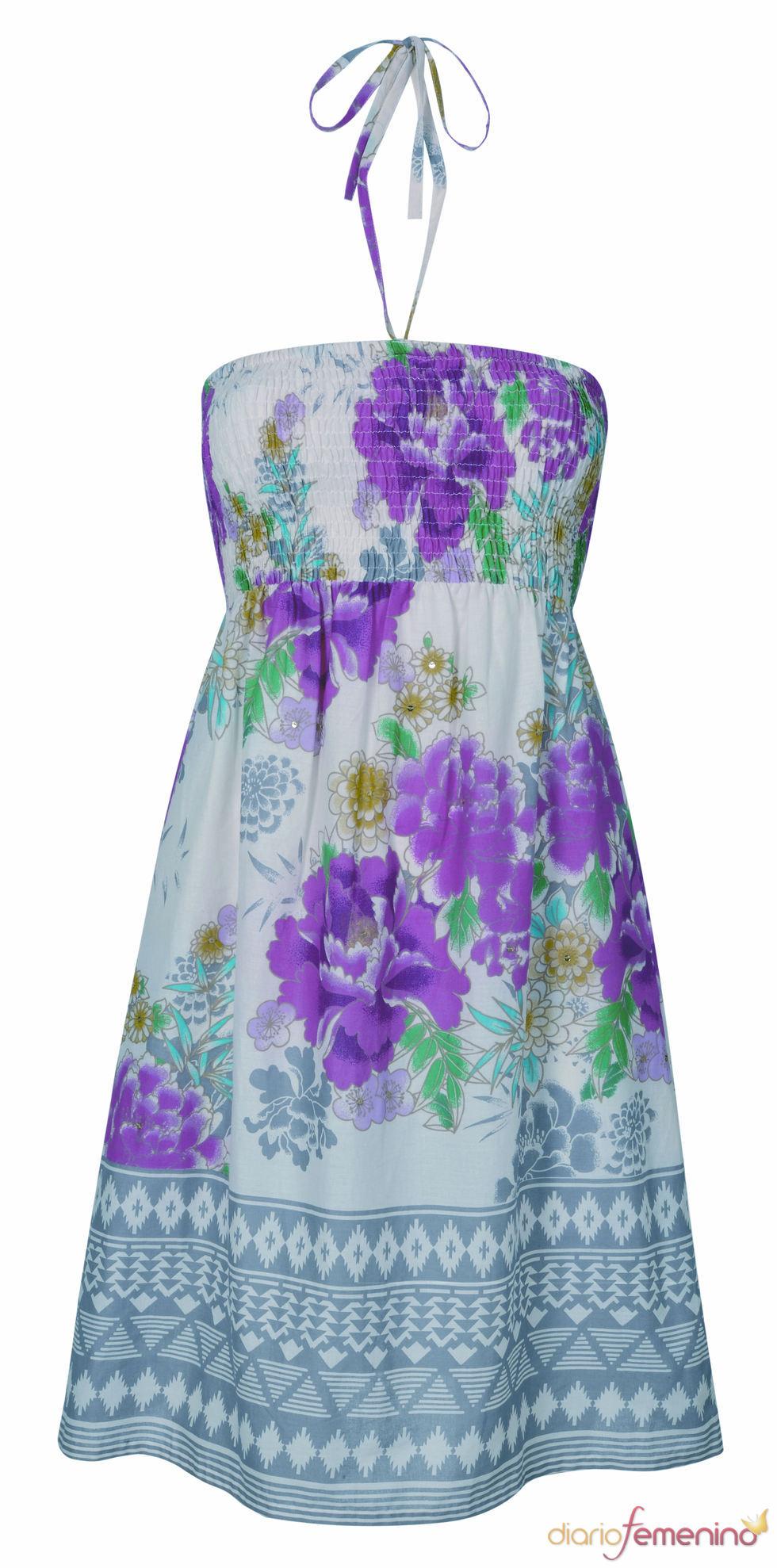 Vestido de flores de Accessorize