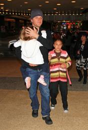 Matt Damon será padre por cuarta vez