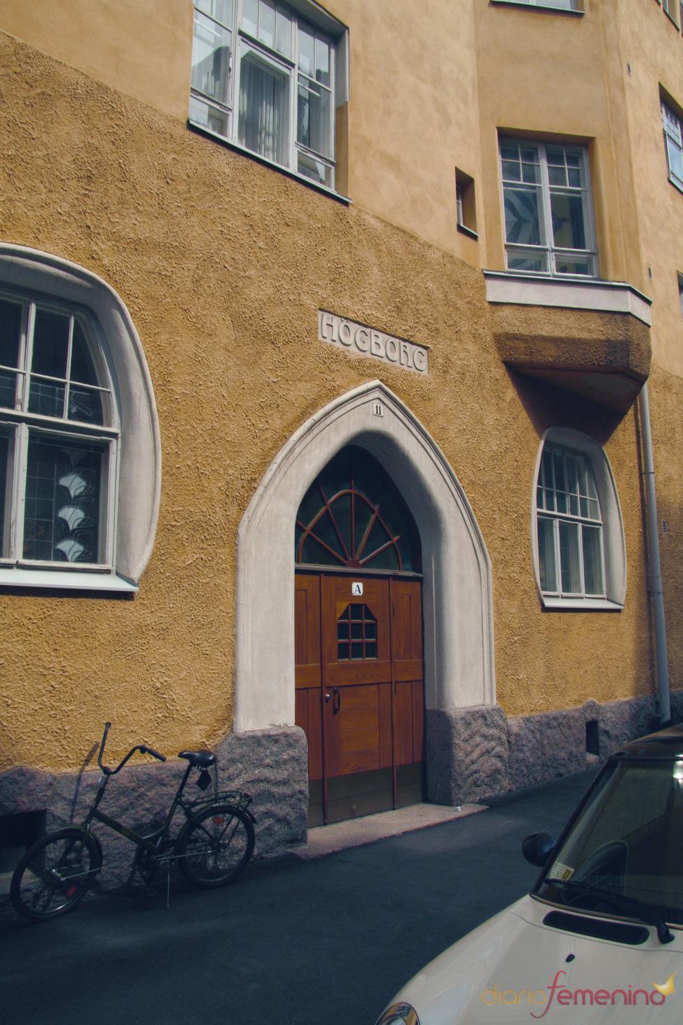 Distrito Katajanokka de Helsinki