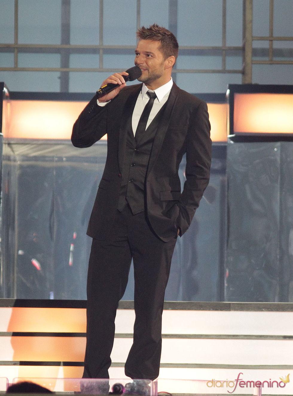 Ricky Martin levanta pasiones en los Billboard Latinos