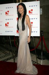 Vera Wang en la gala 'Unidos contra la Leucemia'