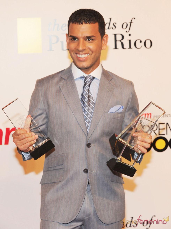 Tito El Bambino premiado en los Billboard Latinos