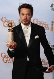 Los premios de Robert Downey Jr.