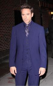 Robert Downey Jr.: un estilo muy particular