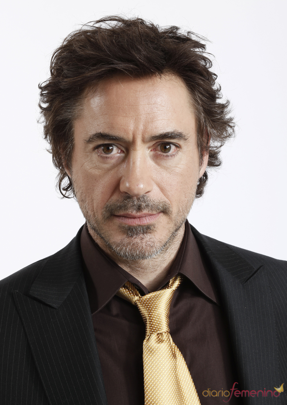 Robert Downey Jr Con Barba De Tres D 237 As