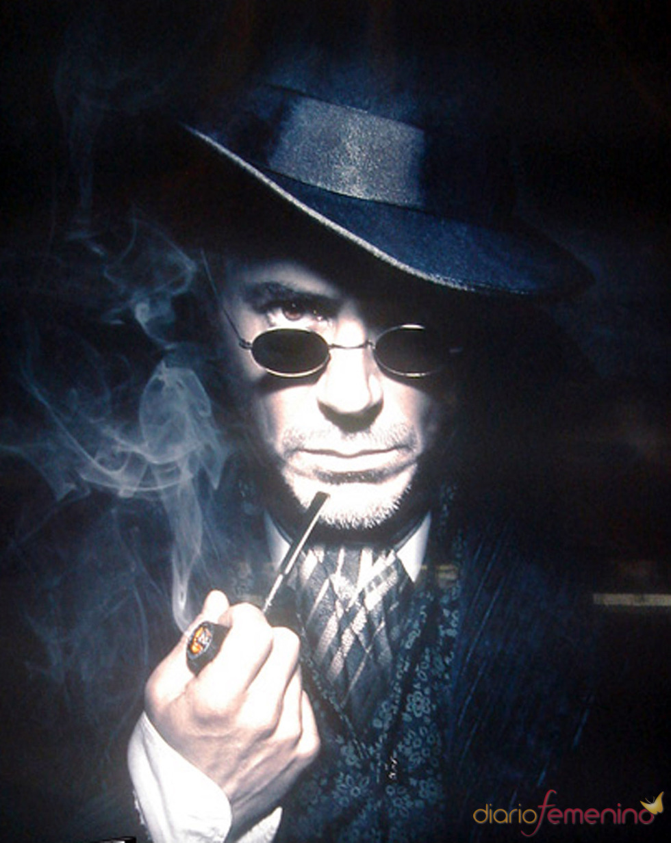 Robert Downey Jr., el último Sherlock Holmes
