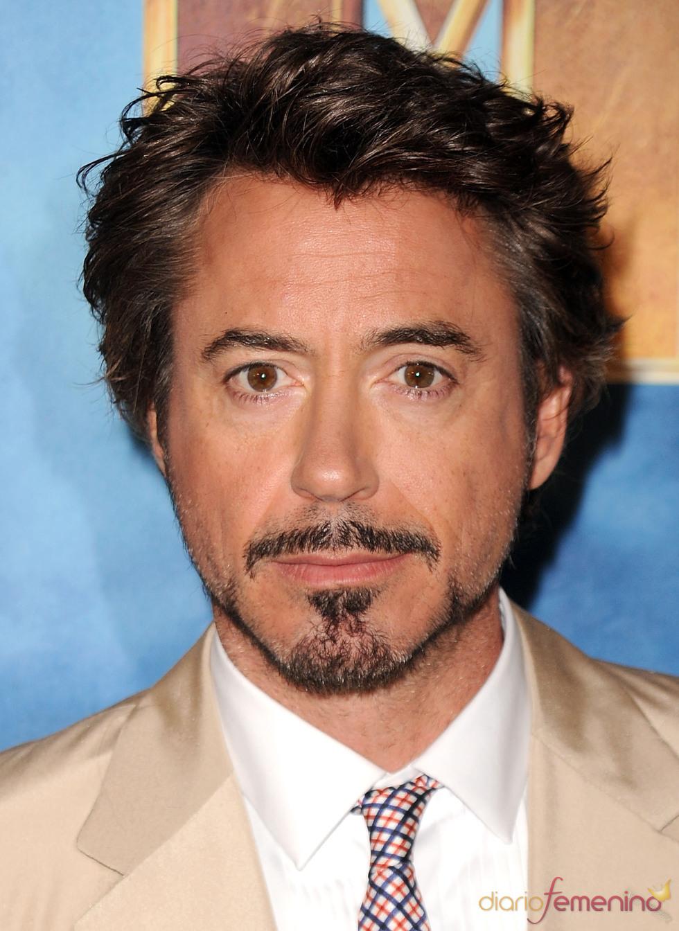 Robert Downey Jr. estrena 'Iron Man 2'