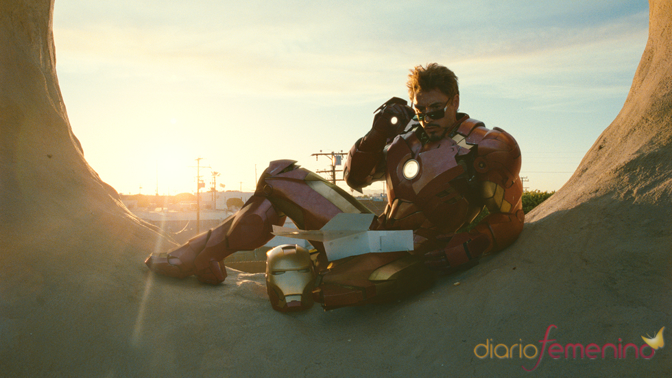 Robert Downey Jr. en 'Iron Man 2'