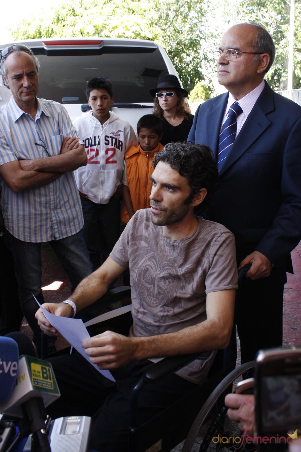 José Tomás, dado de alta en México