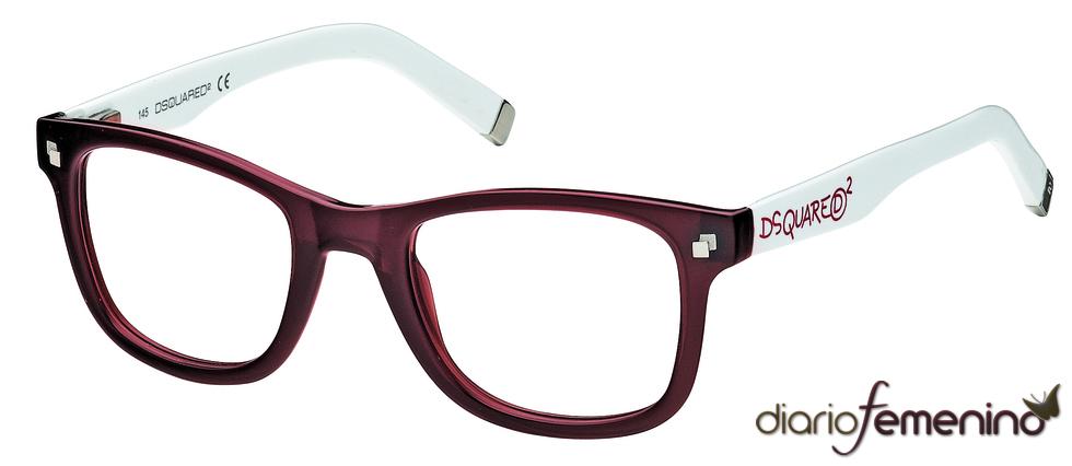 Gafas unisex de Dsquared2
