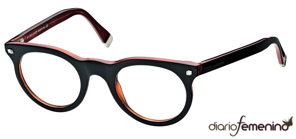 Gafas de vista sofisticadas de Dsquared2