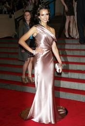Jessica Alba en la gala del Costume Institute