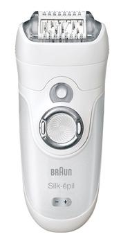 Depilación con Braun Silk-épil 7