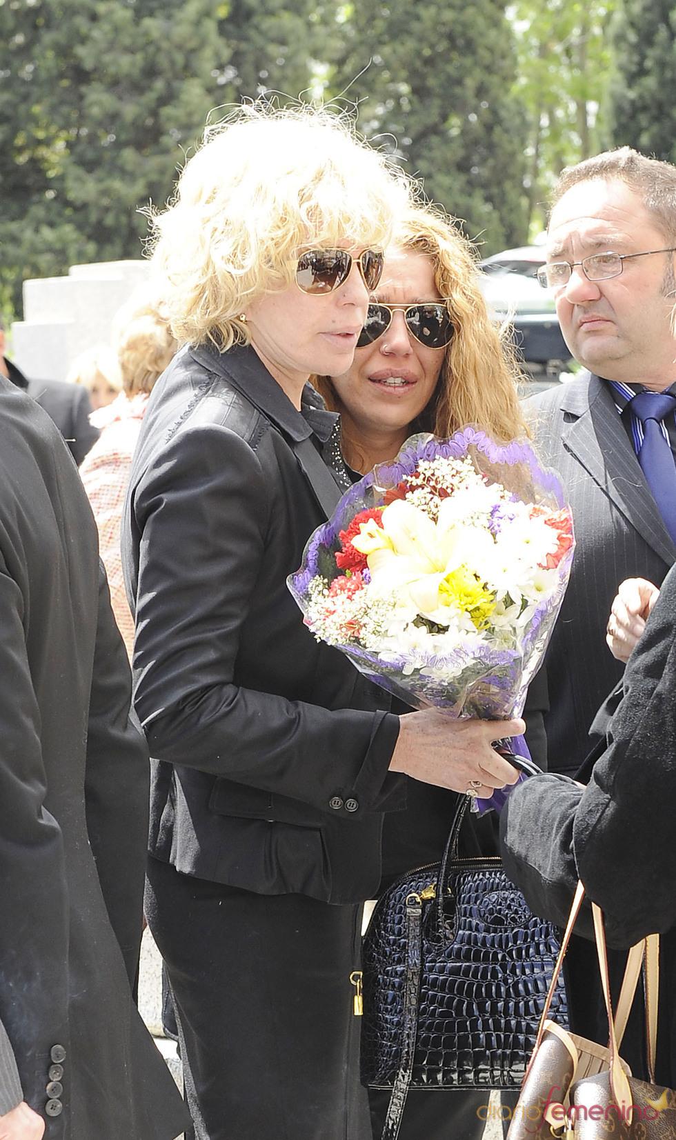 Bárbara Rey y Sofía lloran por Ángel Cristo