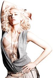 colección de ropa L.A.M.B.  de Gwen Stefani