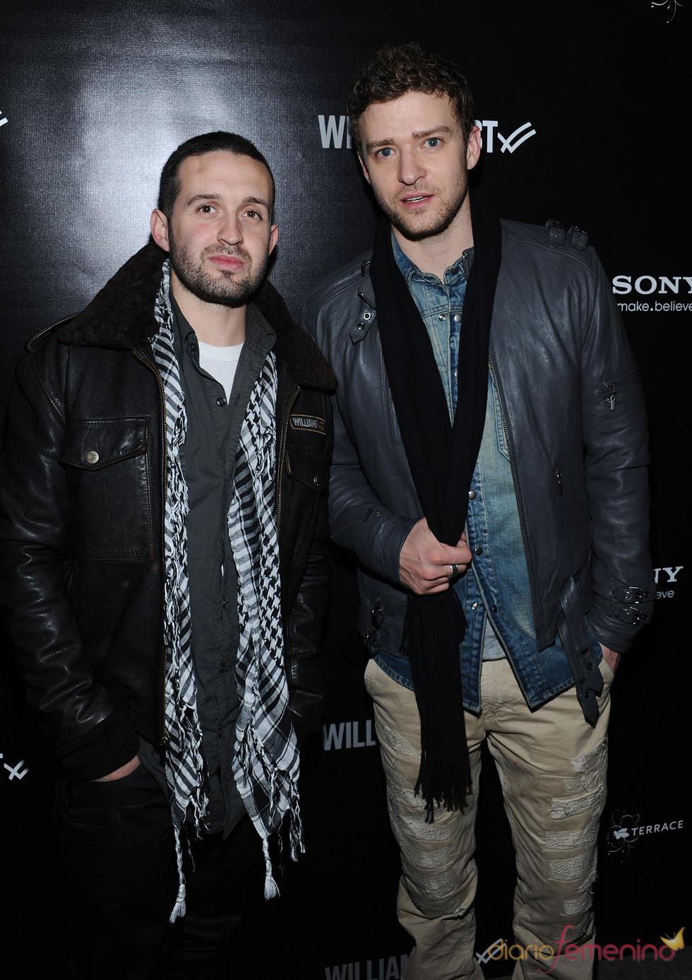 Justin Timberlake triunfa como diseñador de moda