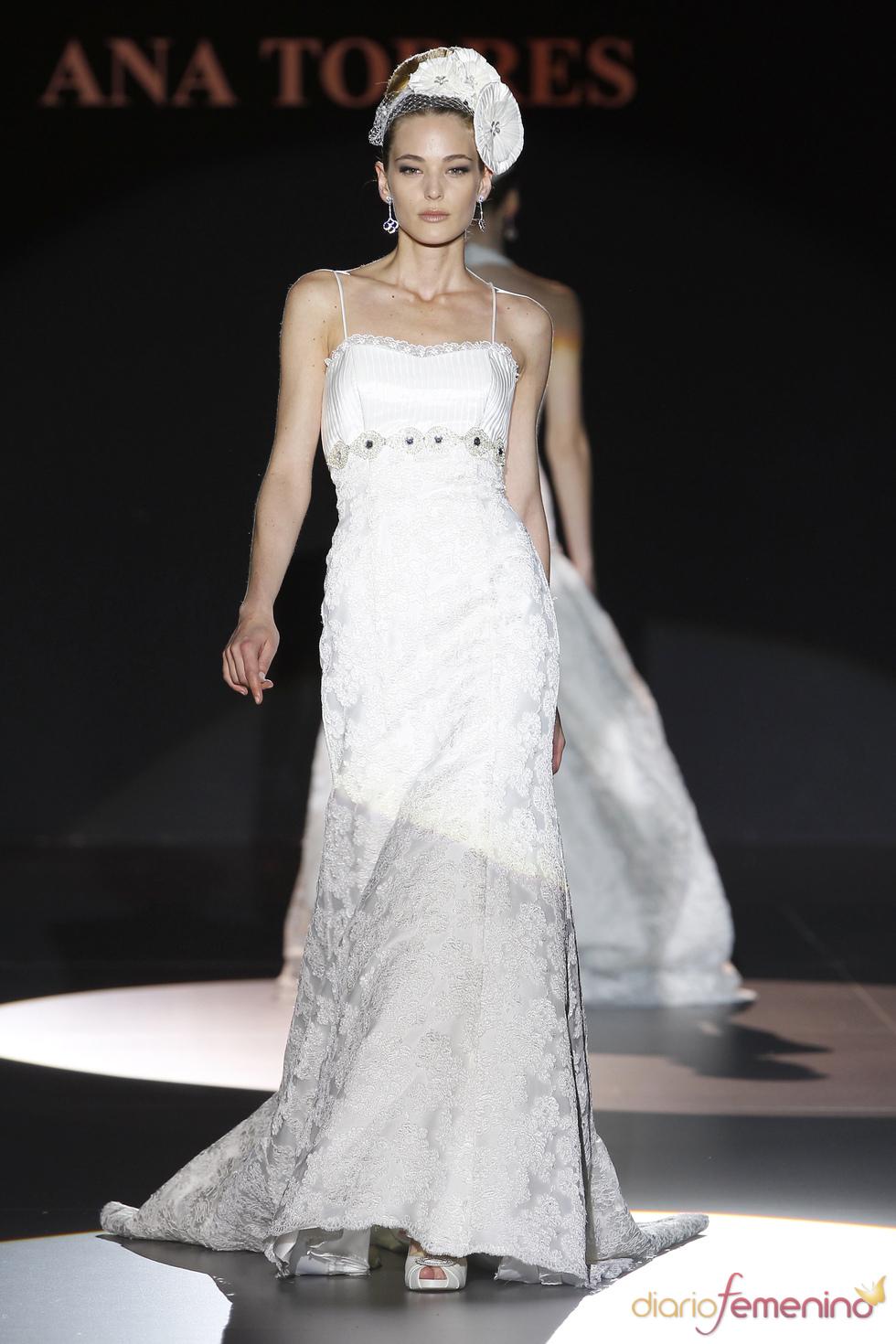 Vestido de novia de Ana Torres