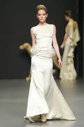 Vestido de novia de Rafael Urquizar