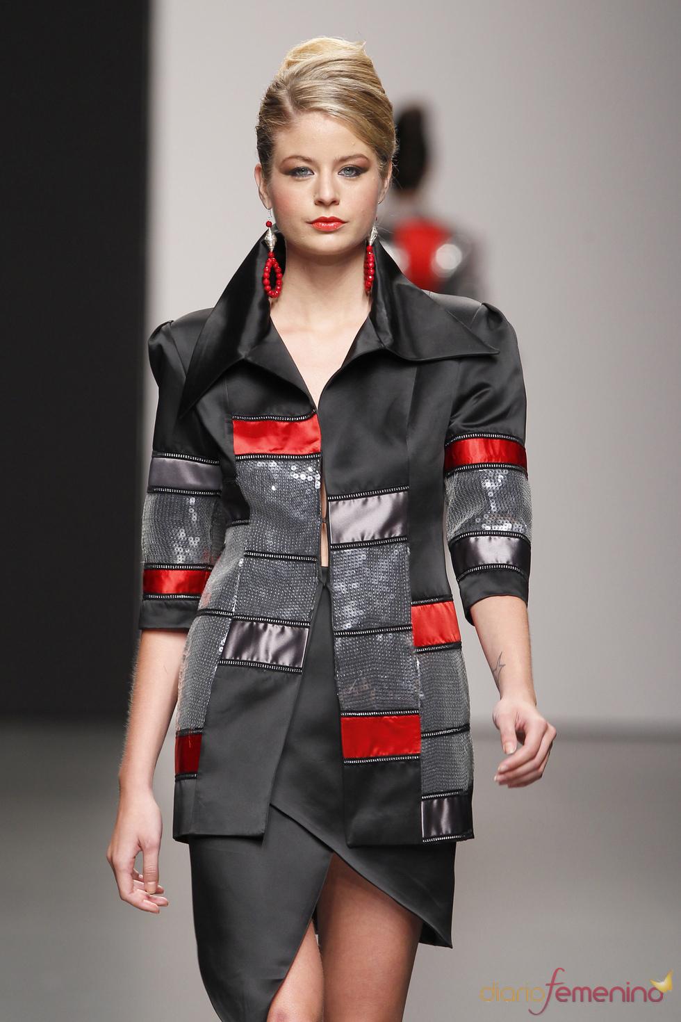 Rubén Perlotti lleva sus diseños a Cibeles Novias 2010
