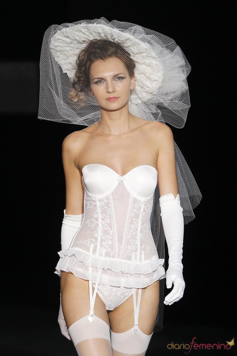 Emperatriz/Carmen Cid: una noche de bodas especial