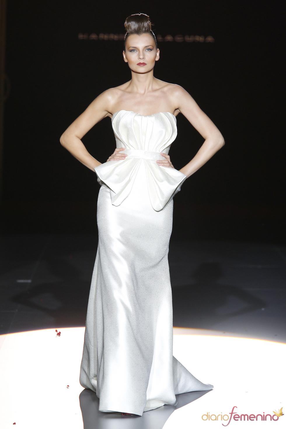 Hannibal Laguna lleva sus diseños a Cibeles Novias 2010