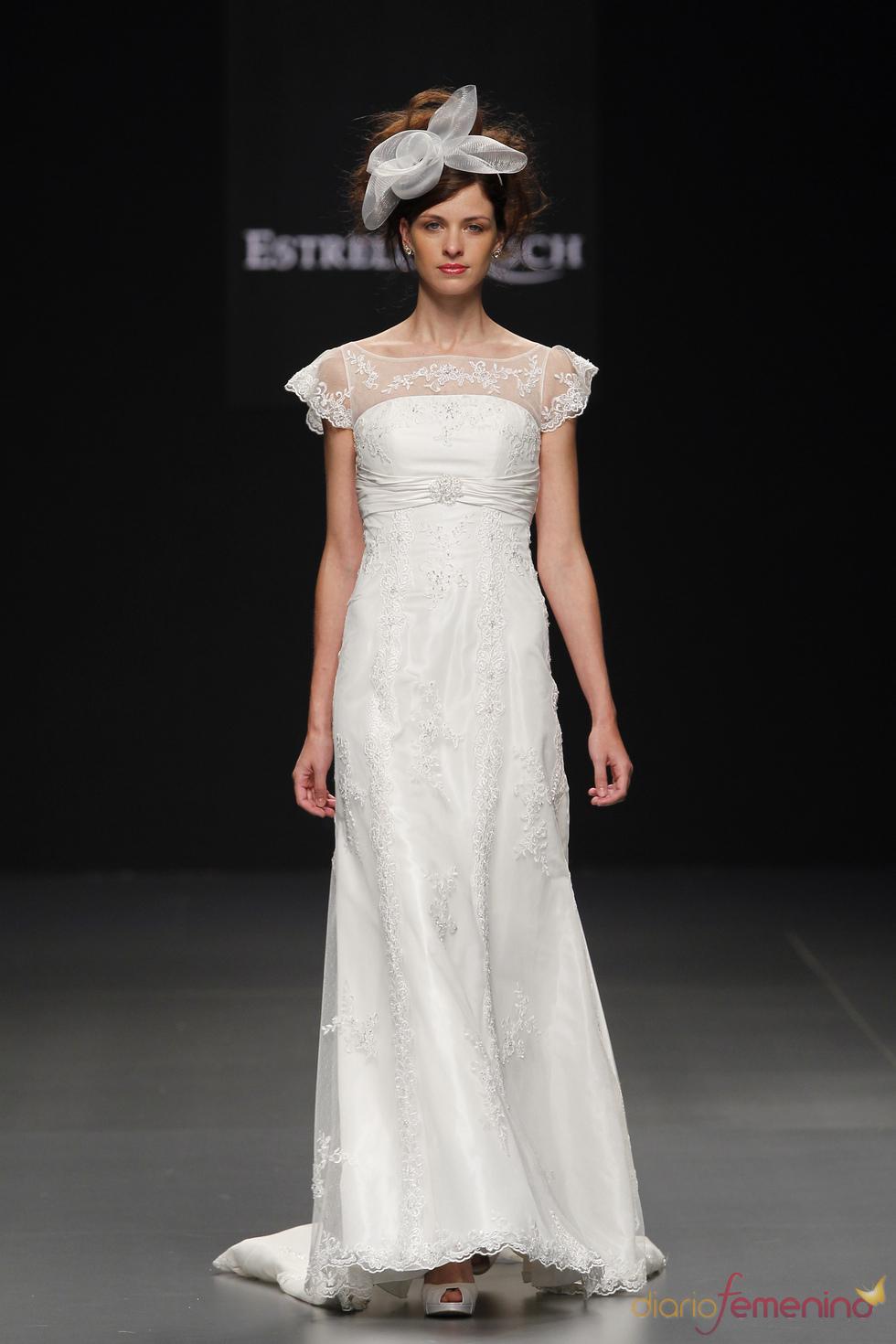 Estrella Roch: diseños para novia