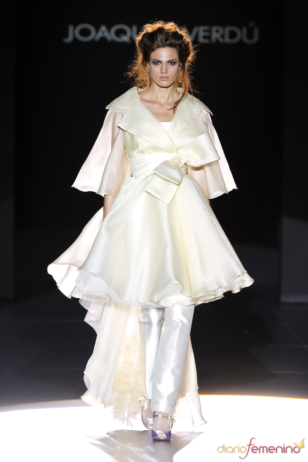 Joaquim Verdú: colección de novia 2011
