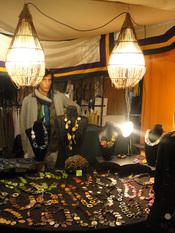 Magia y moda hippie en Las Dalias Madrid