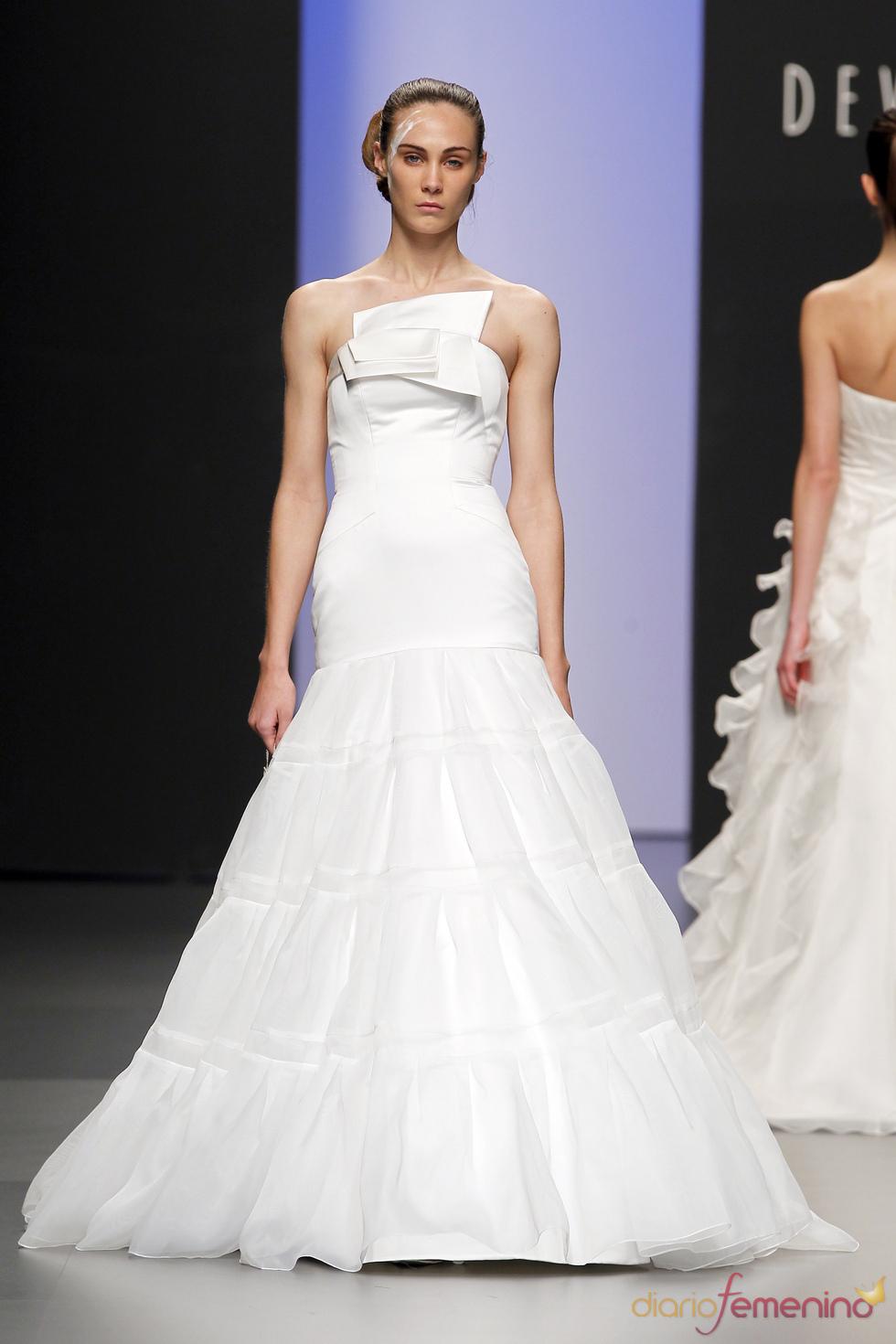 La novia de 2011, según Devota&Lomba