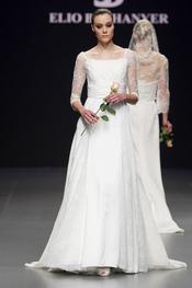 La novia de 2011, según Elio Berhanyer